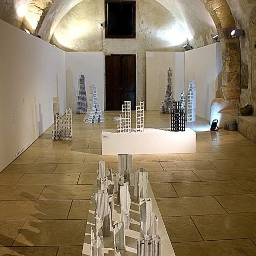 installation - temporary city