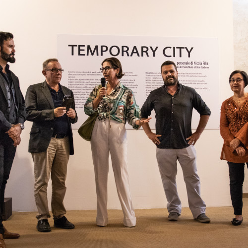 Vernissage Temporary city