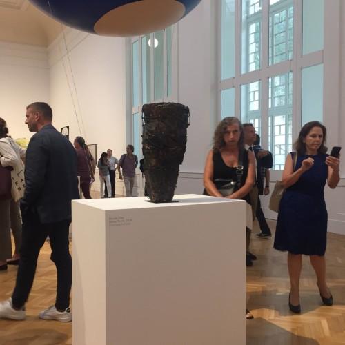 nicola filia alla Galleria Nazionale